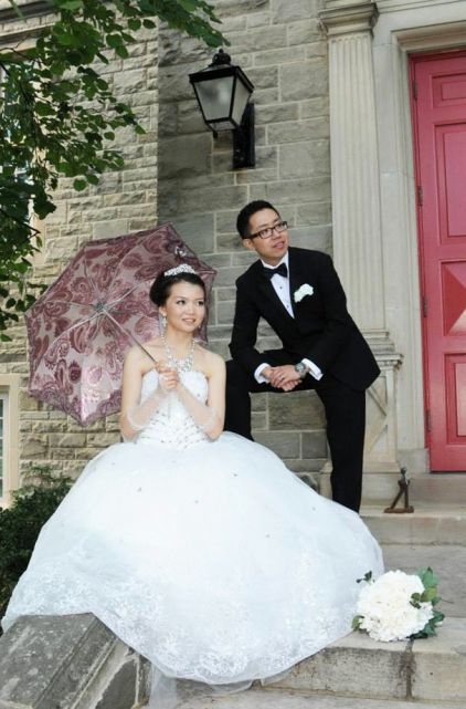 Wedding and engagement photography London, Ontario by Columbia Photos