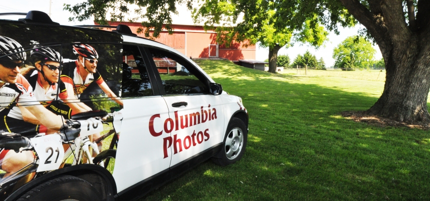 Columbia Photos is wedding, fashion, real estate, sports and event photography based in London, Ontario. Owner Phil Vanderpost