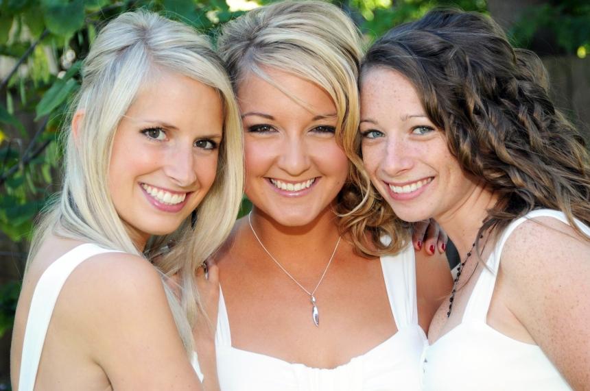 London Ontario wedding photography. Bridesmaids by Columbia Photos